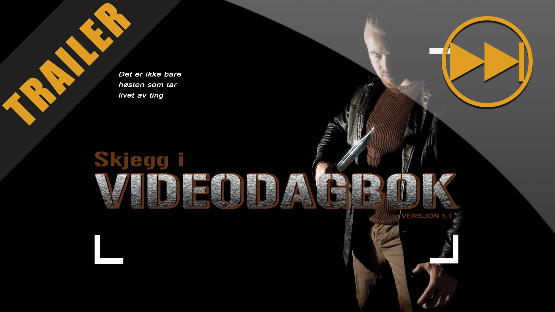 Skjegg i Videodagbok: Teaser