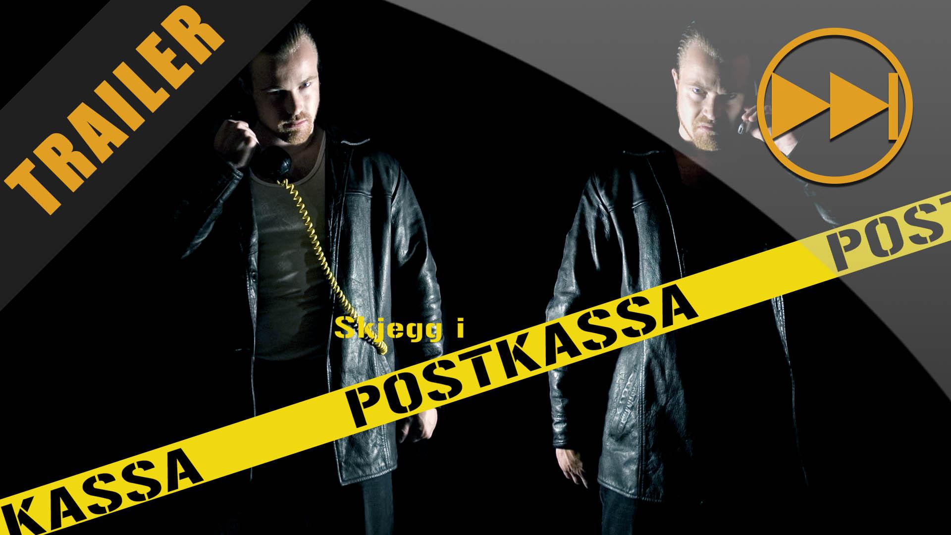 Skjegg i Postkassa: Trailer
