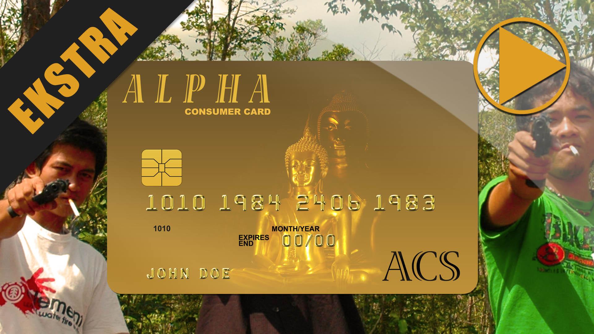 Alpha Consumer Card #2