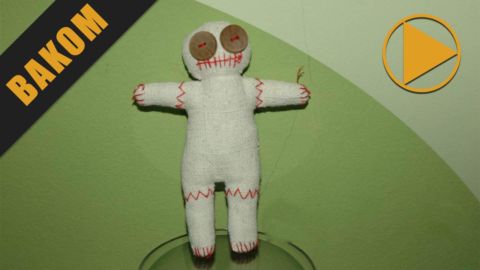 Skjegg i Glasshus: Voodoodahl