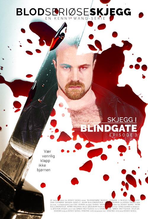 Skjegg i Blindgate (2021)